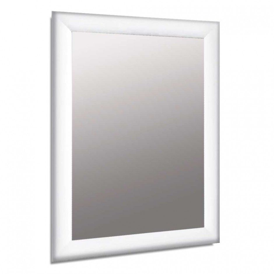 A2 White Frame 25mm White Snap Front Opening Poster Frame A2